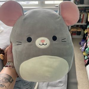 12 in Misty the Mouse Squishmallow